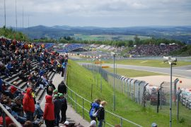 20,000 to attend Nurburgring race