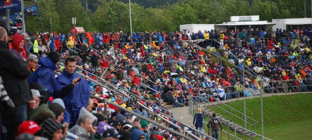 Scarce tickets for final races sold out in no time