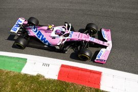 Ferrari pushing ahead with 'pink Mercedes' appeal