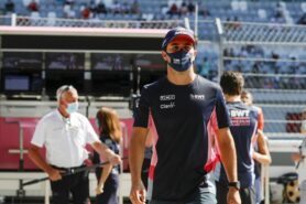 Marko admits that Perez on Red Bull's radar