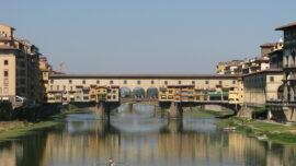 Ponte Vecchio at Florance