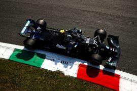 Third Free F1 Practice Results 2020 Italian GP