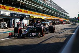 All info you need to see before the next Italian GP starts