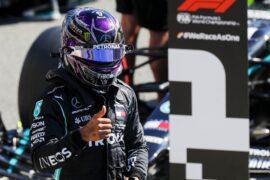 F1 Qualifying Results 2020 Tuscan Grand Prix