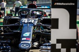 Lewis' F1 Italian GP quali by Peter Windsor