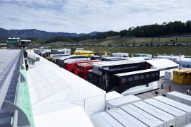 Triple header races 'unsustainable' for F1