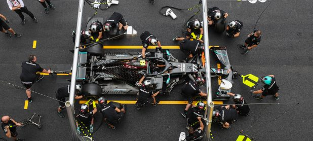 Mercedes quiet amid $900m F1 team buyout claims