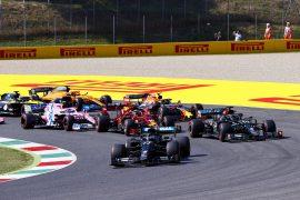 2020 Tuscan F1 GP Mayhem by Peter Windsor