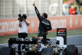 Hamilton: Contract could take 'a couple of months'