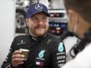 Mercedes apologises after Bottas' covid joke