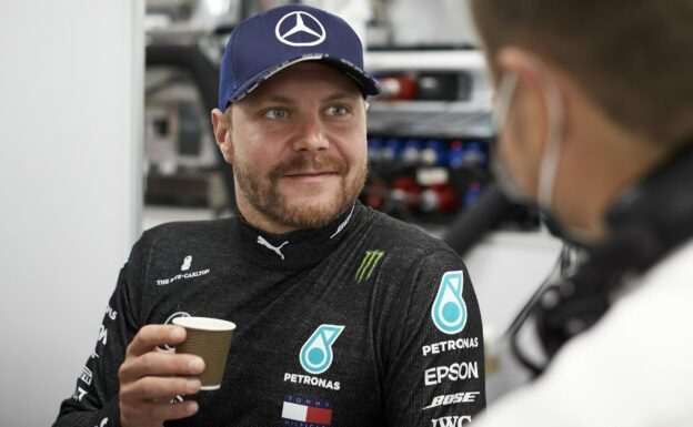 'This or That' with Valtteri Bottas!