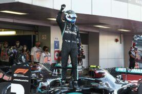 Bottas not in a hurry for next season's Mercedes talks