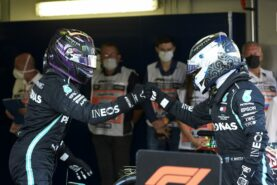 Bottas will not use Rosberg's tactics to beat his teammate Hamilton