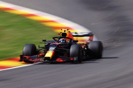 Honda to keep improving Red Bull's engine