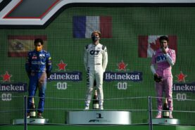 2020 Italian Grand Prix Results: F1 Race Winner & Report