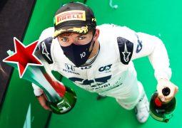 Hamilton: Red Bull did not treat Gasly 'fairly'