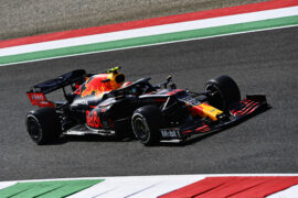 Red Bull eyeing all options to solve Honda's exit