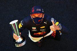 Verstappen: Albon deserves his seat in F1