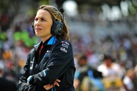 Claire Williams to step down as team principal