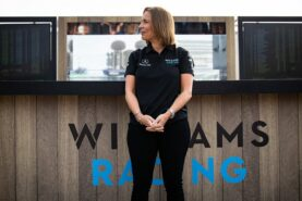 Claire Williams: Title sponsor exit ended the story