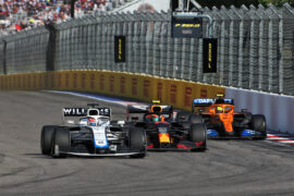 2020 Russian GP analysis by Peter Windsor