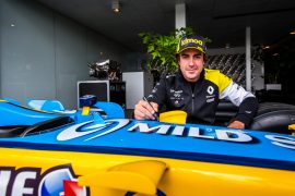 Alonso to test 2020 Renault next week