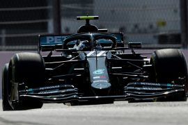 Second Free F1 Practice Results 2020 Russian GP