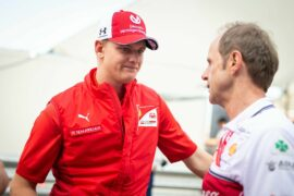 Mick Schumacher gets F1 debut in Germany