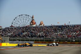 Press Conference Schedule 2021 Russian F1 GP