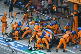 How McLaren Racing managed mental health during Australia quarantine