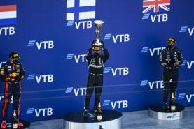 Mercedes 2020 Russian F1 GP Debrief