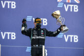 2020 Russian Grand Prix Results: F1 Race Winner & Report