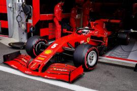Leclerc & Vettel preview the 2020 Eifel F1 GP