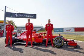 Three Ferrari rookies in 2021 'not possible'