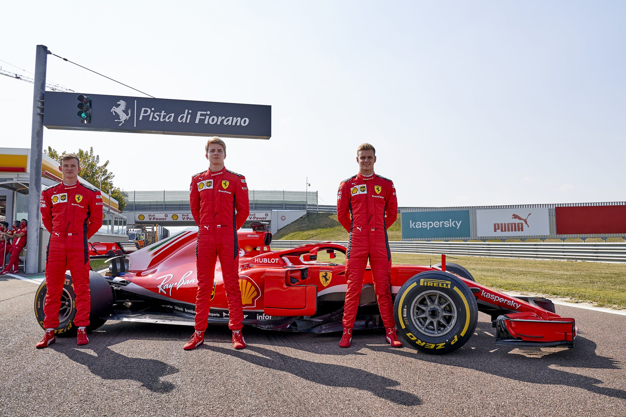 Latest F1 Driver Rumors Ferrari Driver Academy Related Amus Report