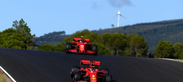 Villeneuve: Leclerc car developments are slowing down Vettel