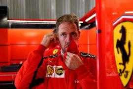 Schumacher: Vettel in 'dangerous' Ferrari situation