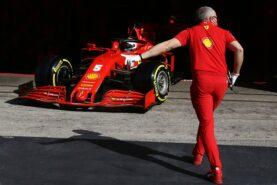 Salo says his comments on the secret Ferrari engine agreement were misunderstood