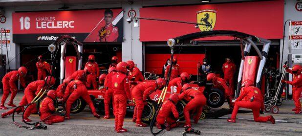 Binotto: Ferrari not aiming for 2021 title