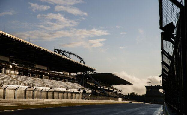 F1 Starting Grid 2020 Eifel GP
