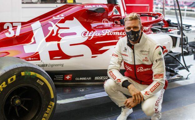Schumacher wanted Raikkonen as first F1 teammate