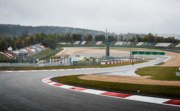 Second Free F1 Practice Results Eifel F1 GP (FP1)