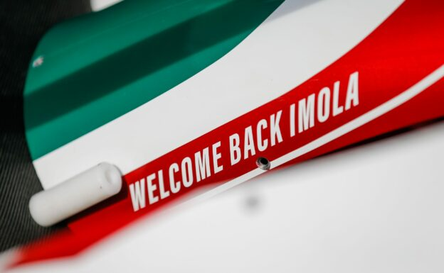 F1 changes Saturday time schedule for Imola event