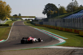 How to Master the Imola F1 Track by Nico Rosberg