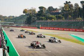 F1 Starting Grid 2020 Emilia Romagna GP Race at Imola track