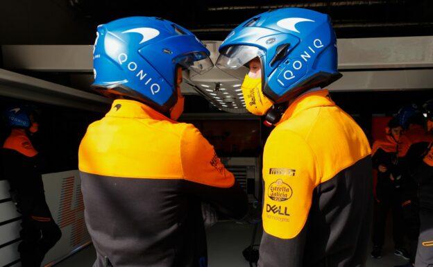 McLaren Unboxed   Stranger Things   Eifel F1 GP