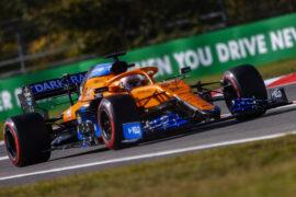 Sainz: New parts have made McLaren slower
