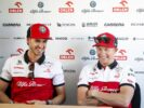 Alfa Romeo confirms Raikkonen & Giovinazzi for 2021