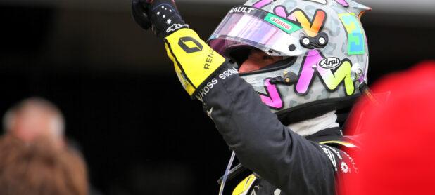 Renault progress surprised Ricciardo in 2020