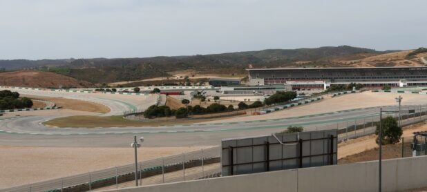 Onboard lap of Portimao circuit with Williams Esports